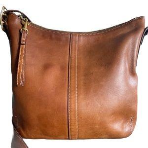 Coach Legacy Slim Leather Duffle